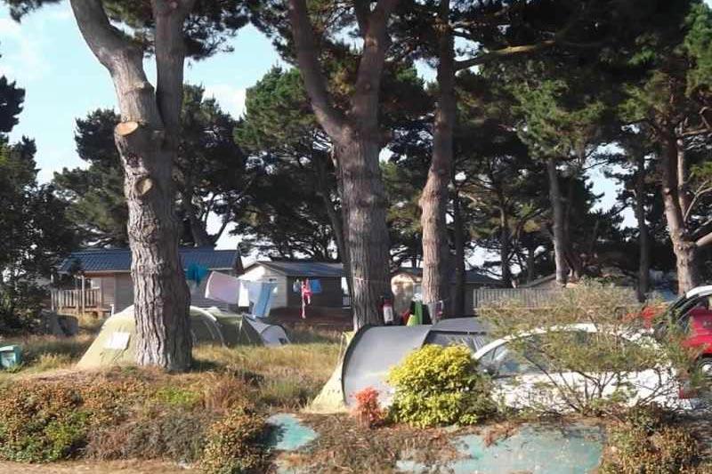 Camping de Beg Ar Vilin